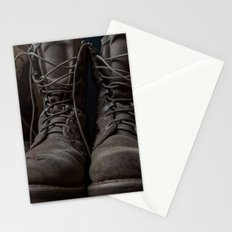 Military Mark Stationery Cards