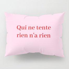 no pain no gain Pillow Sham