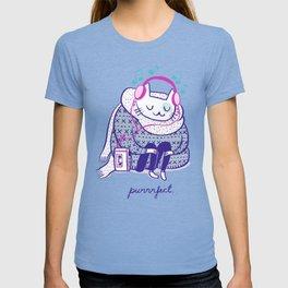Purrrfect music T-shirt