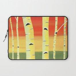 Birch Woods Laptop Sleeve