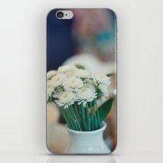 Betty's Flowers iPhone & iPod Skin