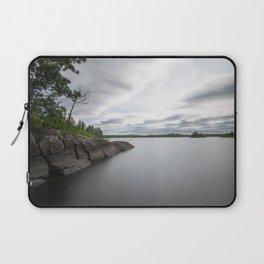 Boundary Waters Gabbro Lake Laptop Sleeve