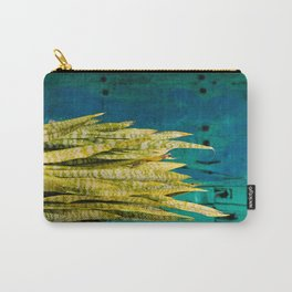 Blue Green Gran Canaria Colors Carry-All Pouch