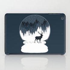Boule à Neige iPad Case