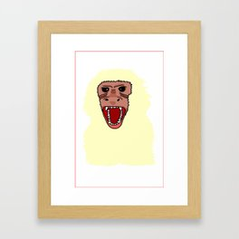 test2 Framed Art Print