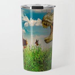 Wildlife Photographer Photo Bomb Travel Mug