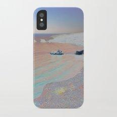 Chromascape 2 (Cyprus) iPhone X Slim Case