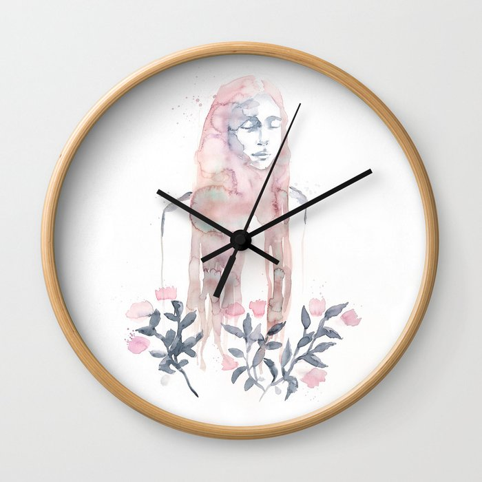 Longing For Wall Clock