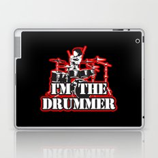 I'm the Drummer Laptop & iPad Skin