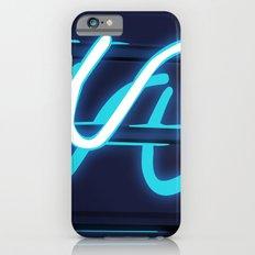 Neon Sign iPhone 6s Slim Case