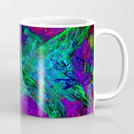 Nightlight Butterfly Couple Coffee Mug