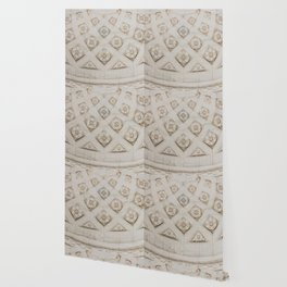 New York Public Library Architure Wallpaper