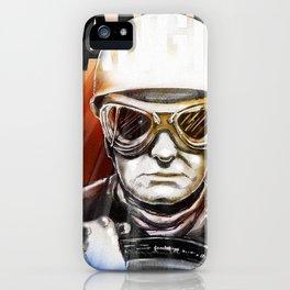 Fangio iPhone Case