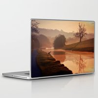 copper Laptop & iPad Skins featuring Copper Dawn by Mark Bagshaw Photography