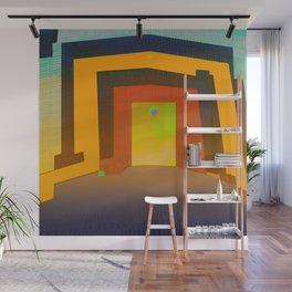 Photosynthetic Habitacle Wall Mural