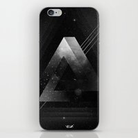 triangle iPhone & iPod Skins featuring Triangle by Guilherme Rosa // Velvia