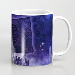 Cosmic Drakkar Illustration 2 Coffee Mug
