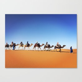 Sahara Magic Canvas Print