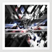 sonic Art Prints featuring Sonic by Herwig Scherabon