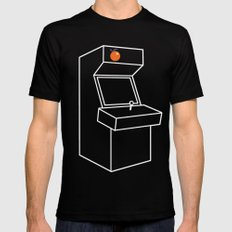 society 6 sucks X-LARGE Mens Fitted Tee Black