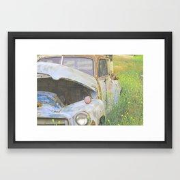 Maynard Framed Art Print