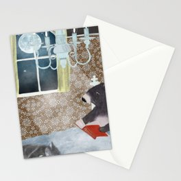 a good read Stationery Cards
