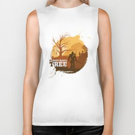 Hanged Man's Tree (Witcher 3) Biker Tank