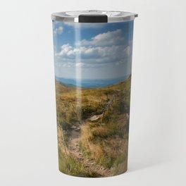 Bieszczady Travel Mug