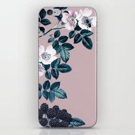 Wild Bee Blackberry iPhone Skin