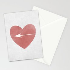 half of me Stationery Cards