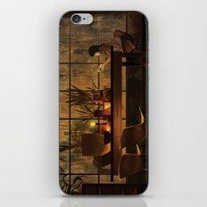 BEKKOUAME iPhone & iPod Skin