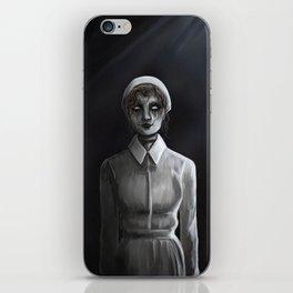 Ghost Nurse iPhone Skin