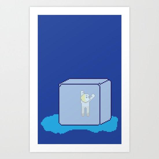 Pixtanic Art Print