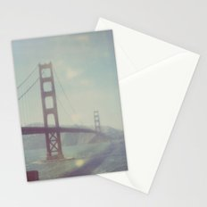 Golden Gate - Polaroid Stationery Cards