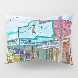 Welcoming village shop Pillow Sham