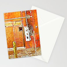 So many pipe dreams ... So little time Stationery Cards
