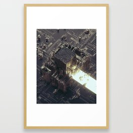 ACTIVATED (01.28.17) Framed Art Print