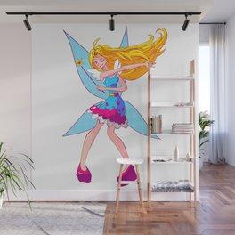 Heart Fairy! Wall Mural