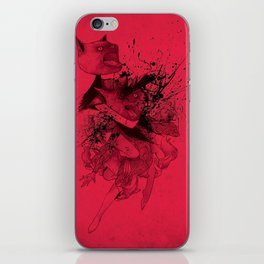 CATFIGHT! iPhone Skin