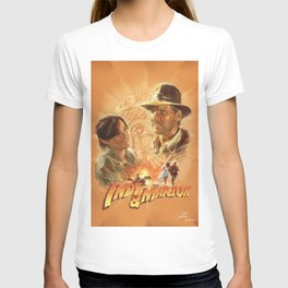 Indy with Marion T-shirt