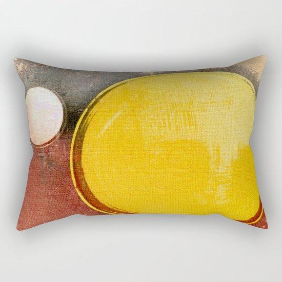 Kuaray and Jacy (Sun and Moon) Rectangular Pillow