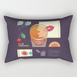 Old Fashioned  Rectangular Pillow