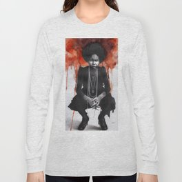 Silent Nina Long Sleeve T-shirt