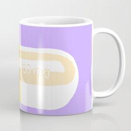 Happy Pill Lavender Coffee Mug