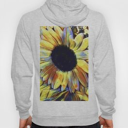 Sunflower After The Storm Hoody