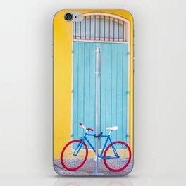 Mellow Yellow iPhone Skin