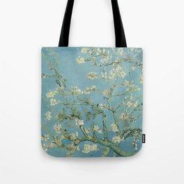 Vincent van Gogh - Almond Blossoms 1890 Tote Bag
