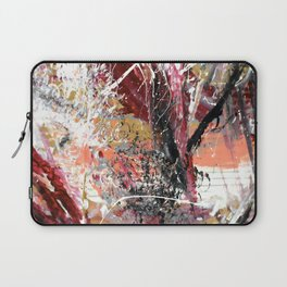 Bear // The Shouting Matches Laptop Sleeve