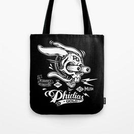Phidias Gold Roth Tote Bag