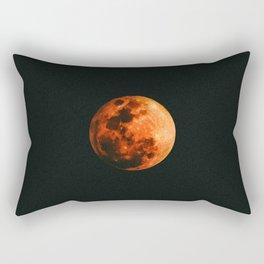 Blood Moon Rectangular Pillow